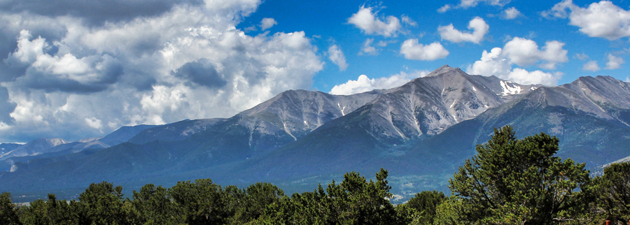 Buena Vista, Colorado ............  the perfect arrangement of location and personality